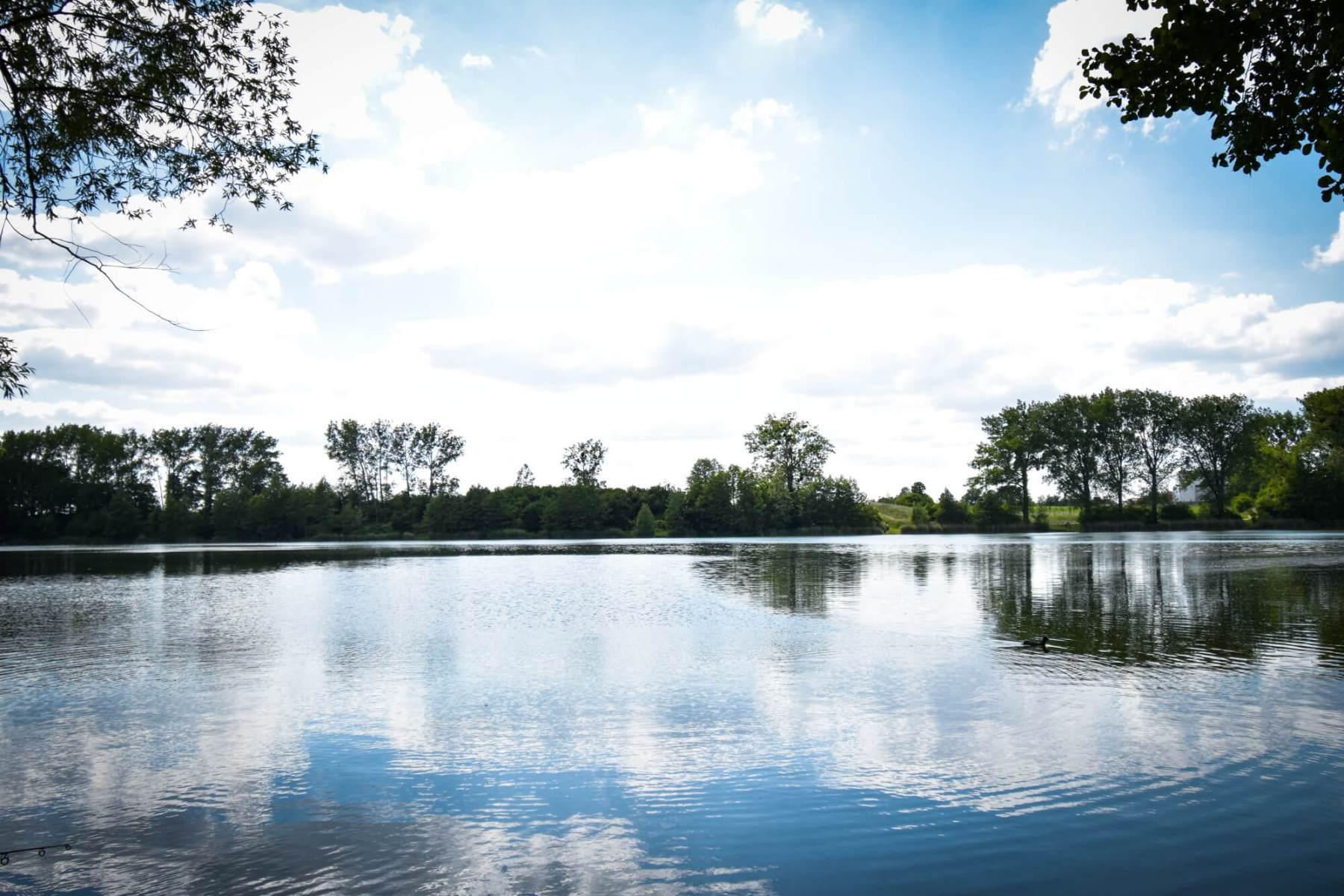Łowisko Dobro - Klasztorne